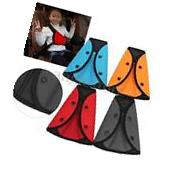 Car Child Safety Cover Harness Strap Adjuster Pad Kids Seat