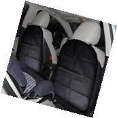 2 Pack Car Seat Back Protector Cover Children Kid Kick Mat