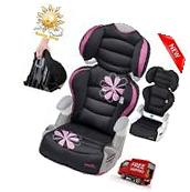 Baby Car Seat Convertible Booster Chair Infant Toddler