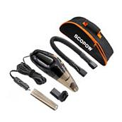 Car Vacuum Cleaner with Leakproof, SCOPOW 12V 106W CE RoHS