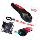 Full HD Car Wifi Hidden DVR Camera Dash Cam Video Recorder