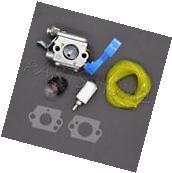 Carburetor For Husqvarna 545081811 125B 125BVX 125BX  Leaf