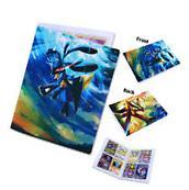 Card Binder Collector Holder Pocket Album Page Sheets For