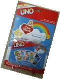 NEW!!! Care Bears UNO Deluxe Collector Tin Special Ed Card