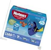 Huggies Natural Care® Plus Baby Wipes 1,160 Ct. Fragrance-
