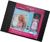 American Girl Caroline Mini Doll With Stand & 3 Books-New In