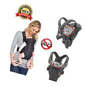 Infant Baby Carrier Newborn Compact Comfortable Infantino