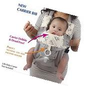 Baby Carrier Cover Protects Burp Breast & Bottle Feeding