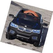 Cars4kidS. BMW X5 STYLE RIDE ON TOY CAR REMOTE CONTROL 12V