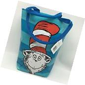 Dr Seuss Cat In The Hat Reusable Deluxe Tote Gift Bag