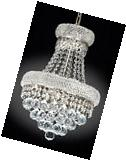 14inch Ceiling Hanging Pendant Crystal Chandelier Light