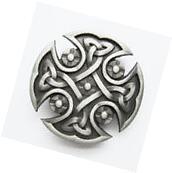 Original Celtic Keltic Iron Cross Western Metal Fashion Belt