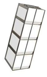 Alkali Scientific CFLB-4 Stainless Steel Vertical Chest