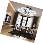 Chandelier Ceiling 5 LED Lamps Light Fixture Modern