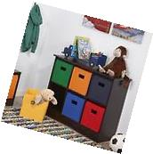 Kids Toy Box Storage Chest Bedroom Organizer Furniture Box