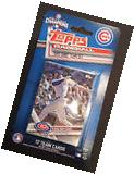 Chicago Cubs 2017 Topps Factory Sealed Team Set  2016 World