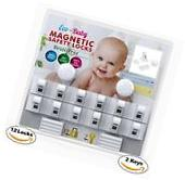 Baby & Child Proof Cabinet & Drawers Magnetic Safety Locks