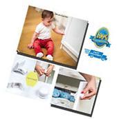 Child Safety Nurturelle 8+2 Magnetic Locks For Cabinet