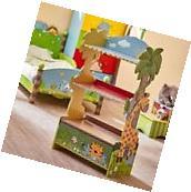 Children Bookshelf for Kids Bookcases for Kids Jungle Theme