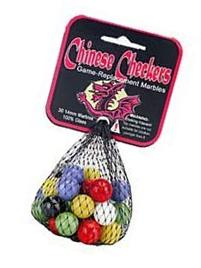 Chinese Checkers Marbles