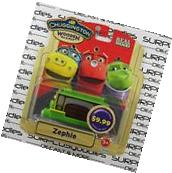 Learning Curve CHUGGINGTON Wooden Railway ZEPHIE #56012 fits