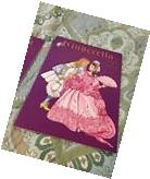 NEW Cinderella Paper Doll Book Tom Tierney 1999 old stock