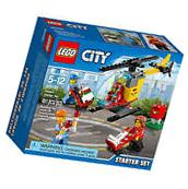 NEW LEGO City Airport Airport Starter Set Building Set 60100