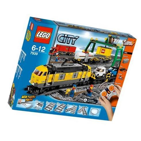 LEGO City Cargo Train 7939 Brand New in Factory Sealed Box w