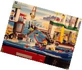 Lego City Marina 4644 Boat Raft NEW FACTORY SEALED FREE SHIP