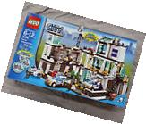 LEGO City Police Headquarters  New in Sealed Box Retired