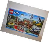 LEGO City  Swamp Police Crooks' Hideout - NEW in Sealed Box