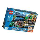 Brand New LEGO City Trains Cargo Train 60052 Building Toy