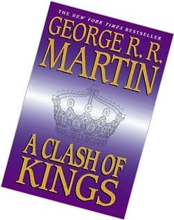 A Clash of Kings  1st  edition Text Only