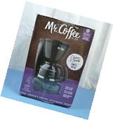 Mr. Coffee Classic + Taste Simple Brew 4 Cup Switch