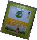 Seventh Generation Free & Clear Diapers Size 5 - 104 Diapers