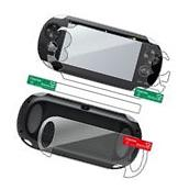 Clear Full Body LCD Front Back Screen Protector For Sony PS