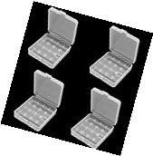 18650 Battery Storage Case/Box/Organizer/Holder for 4x18650