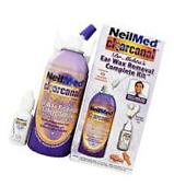NEILMED CLEARCANAL EAR WAX REMOVAL COMPLETE KIT-NEW IN BOX