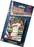 CLEVELAND INDIANS 2017 Topps Baseball TEAM SET Factory