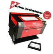 100w CO2 Laser Cutting Engraving Machine Engraver Cutter USB