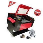 100W CO2 USB Laser Cutter Engraver Engraving Machine W/