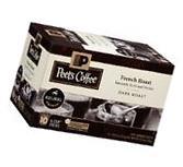 Peet's Coffee French Roast Keurig K-Cups