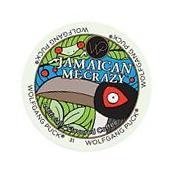 Wolfgang Puck Coffee Jamaican Me Crazy K-Cups for Keurig