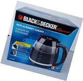 Black & Decker Coffee Pot 12 Cup Replacement Carafe Coffee
