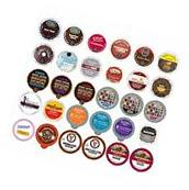 Coffee Single Serve Cups For Keurig K cups Variety Pack