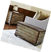 Household Essentials 2 Piece Coffee table trunks Set