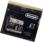 Delonghi Combination Drip Coffee, Espresso, Cappuccino and