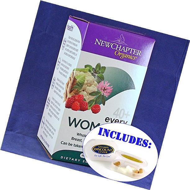 Combo Every Woman 2 - 40 Plus Whole Food Multi By New