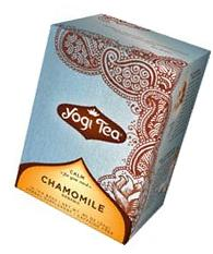 Comforting Chamomile Tea Yogi Teas 16 Tea Bag