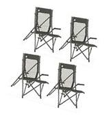 COLEMAN ComfortSmart Suspension Camping Folding Chairs w/